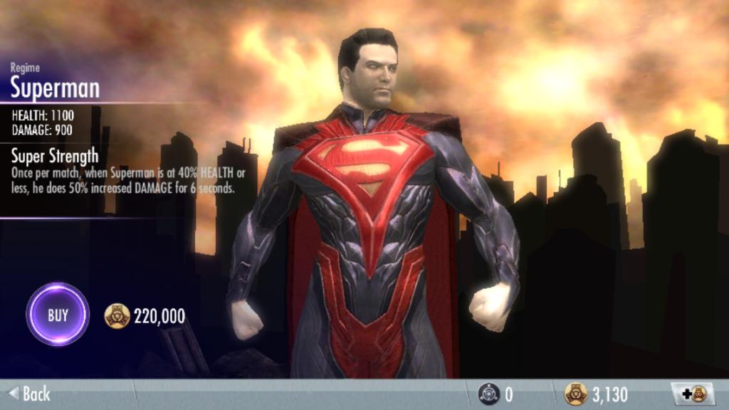 I can buy Regime Batman right away